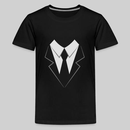 Gentleman - Teenager Premium T-Shirt