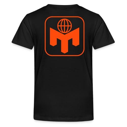 mensa - Teenager Premium T-Shirt