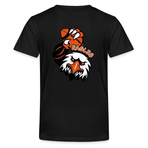 Eagles Rugby - T-shirt Premium Ado