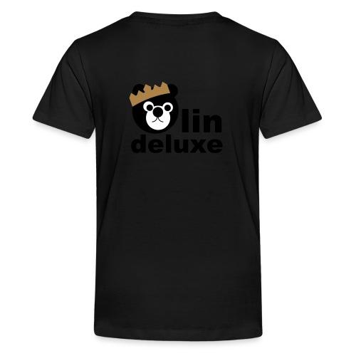 Bärlin Deluxe Motiv - Teenager Premium T-Shirt