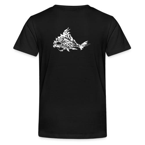 The Furious Fish - Teenage Premium T-Shirt