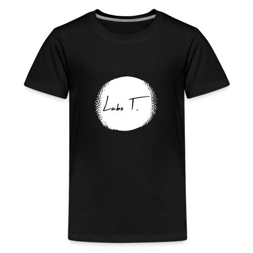 Labo T. - white - Teenage Premium T-Shirt
