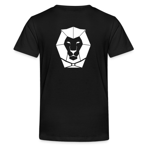 Löwe - Teenager Premium T-Shirt