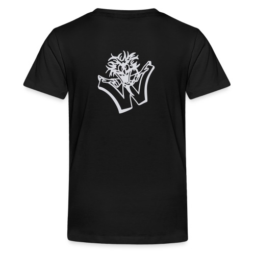 w wahnsinn - Teenager Premium T-shirt