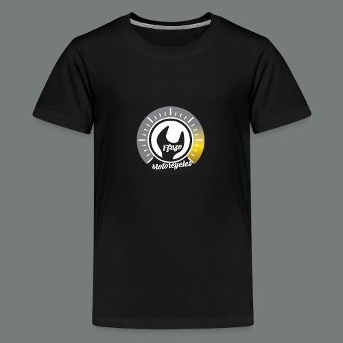 FFNZOMOTORCYCLES - T-shirt Premium Ado