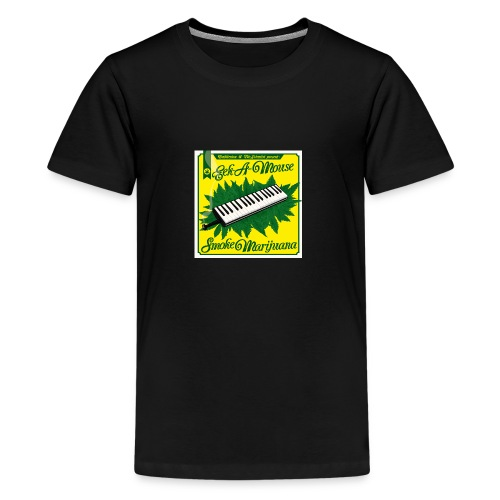 Smoke Marijuana - Teenage Premium T-Shirt