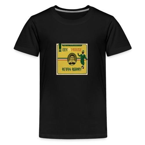 Eek a Mouse Kevin Barry - Teenage Premium T-Shirt