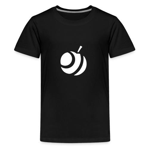 Tasse - Doppelseitig Logo - Teenager Premium T-Shirt