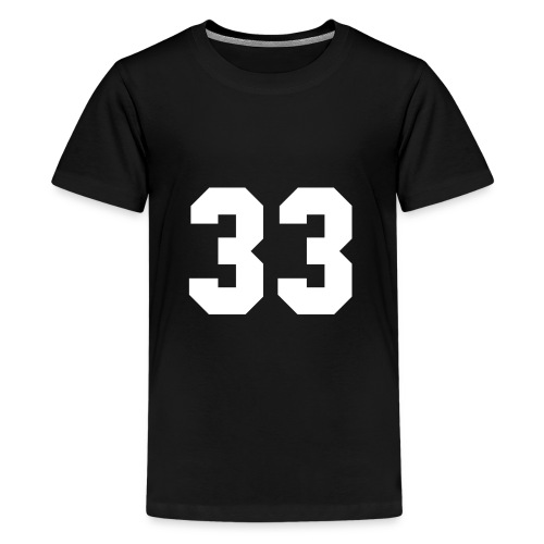 33 - Teenager Premium T-shirt