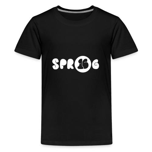 SPR16G - Teenage Premium T-Shirt
