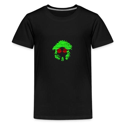 Hallo, hier ist Konfusus - Teenager Premium T-Shirt
