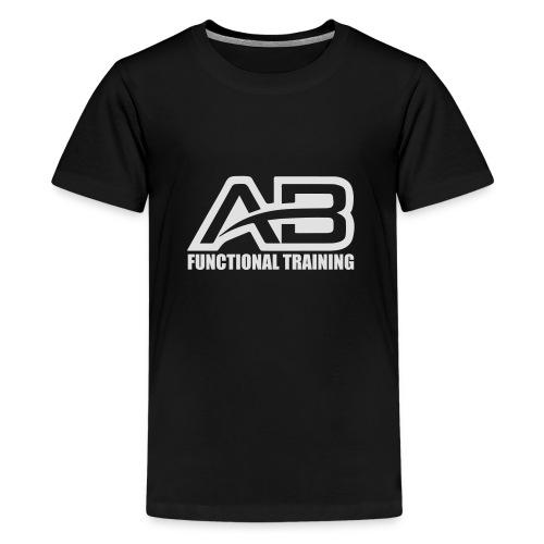 DEF_AB_DARK_BACKGROUND - Maglietta Premium per ragazzi