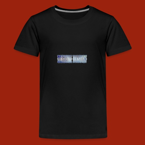 Unbenannt-1 - Teenager Premium T-Shirt