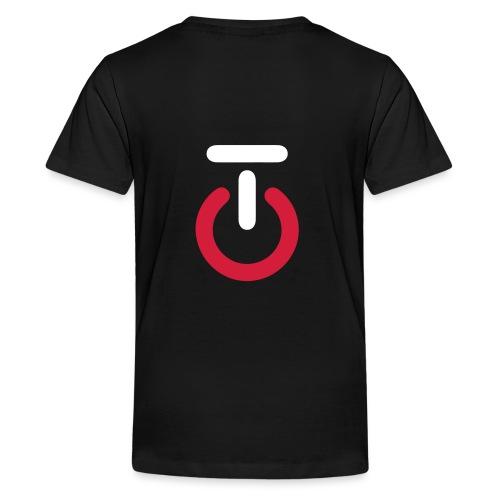 Logo lille v5 - Teenager premium T-shirt