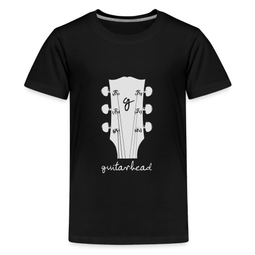 guitarhead - Teenager Premium T-Shirt