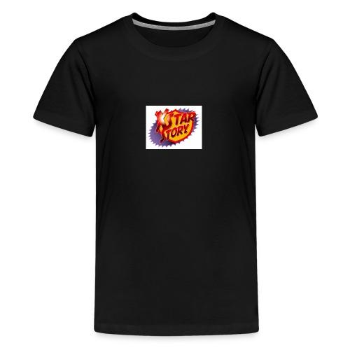 xstarstoryok - T-shirt Premium Ado