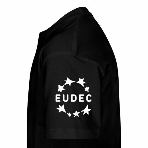 eudec logo stars - Teenage Premium T-Shirt