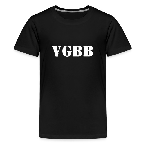 VGBB - T-shirt Premium Ado