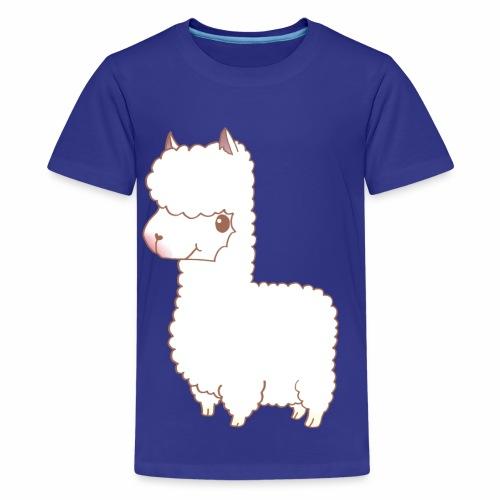 Ina's Alpaka - Teenager Premium T-Shirt