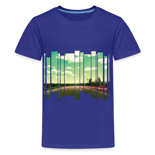 Route 66 - Teenager Premium T-Shirt