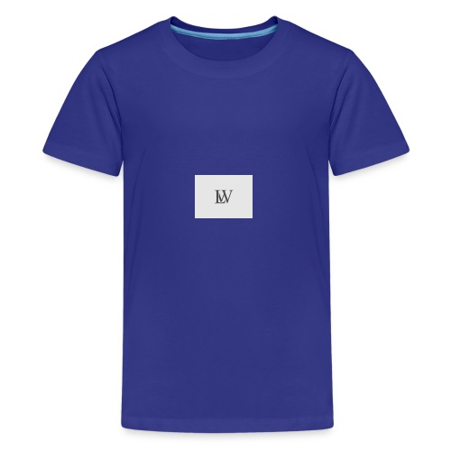LW - Premium-T-shirt tonåring