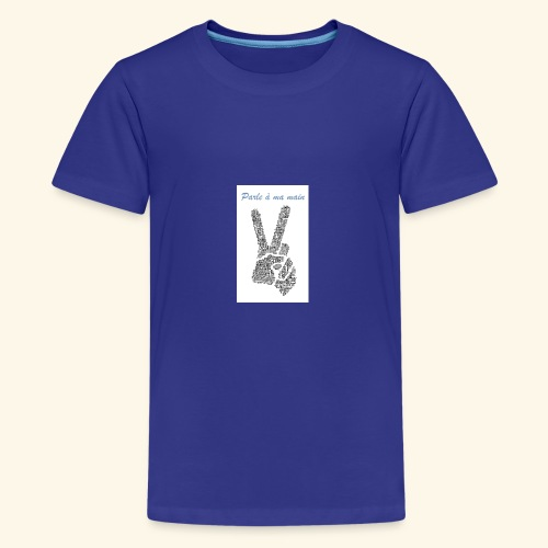 PAMM 1 - T-shirt Premium Ado