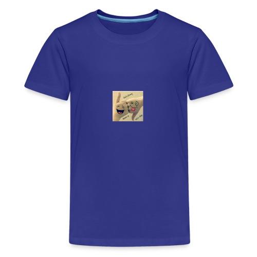 Friends 3 - Teenage Premium T-Shirt