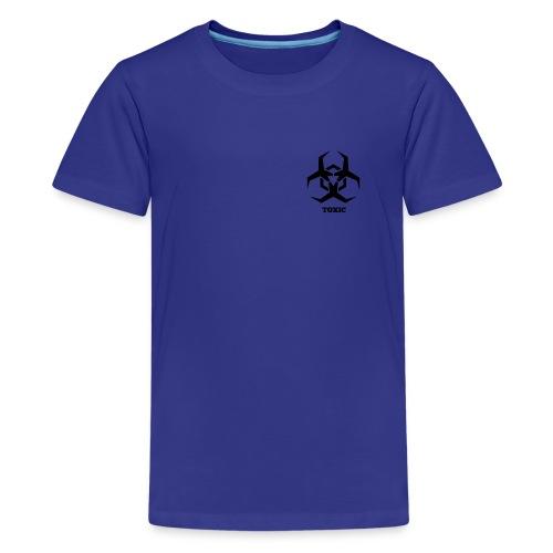 toxic [2] - Teenage Premium T-Shirt