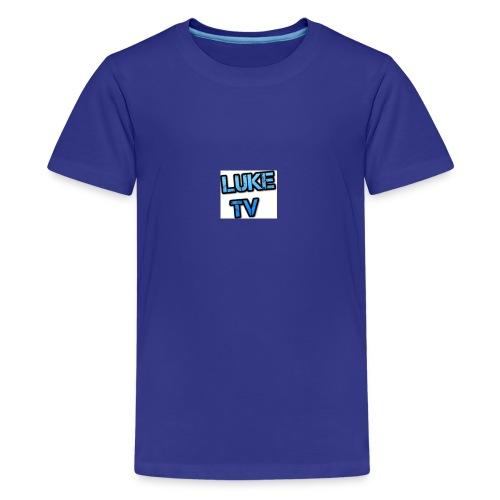 IMG 3069m - Teenager Premium T-Shirt