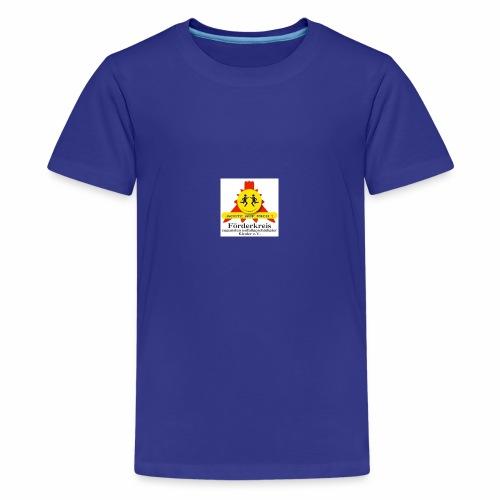 Förderkreis - Teenager Premium T-Shirt