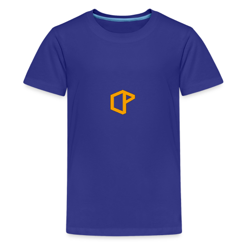 Clevprof Logo - Teenage Premium T-Shirt