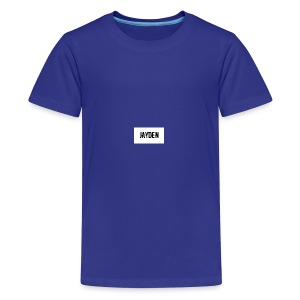 kpaka jayden - T-shirt Premium Ado
