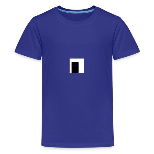 logo roelwilmsen - Teenager Premium T-shirt