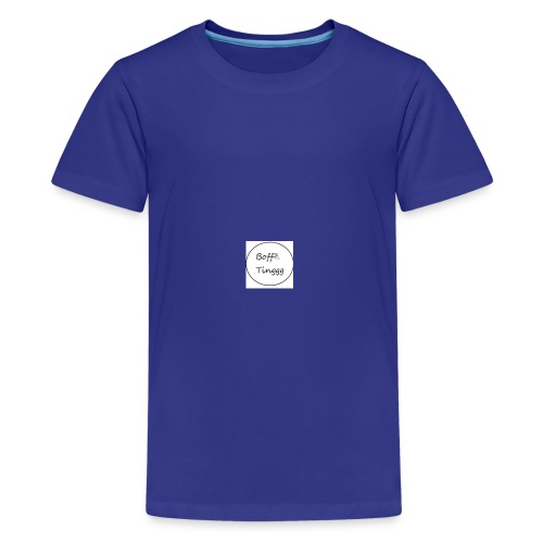 BoffTinggg - Teenage Premium T-Shirt