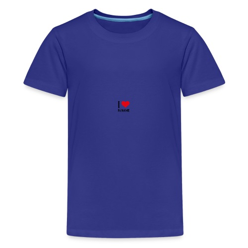 I love Paname - T-shirt Premium Ado