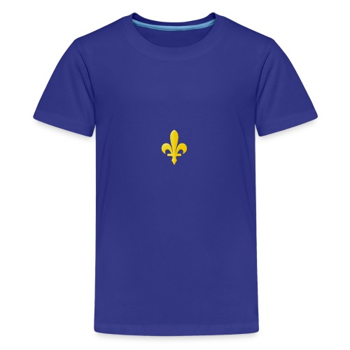 Zlatni Ljiljan - Teenage Premium T-Shirt