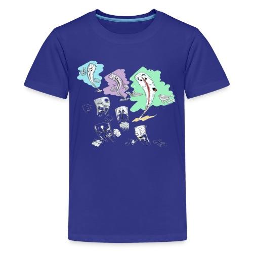 Sonniger Tag - Teenager Premium T-Shirt
