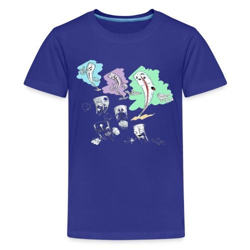 Sunny day - Teenager Premium T-shirt