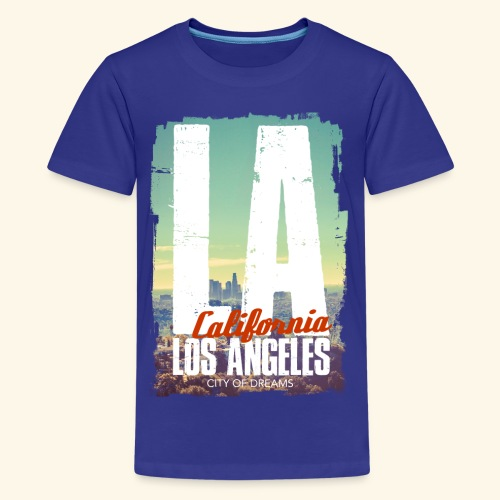 City of dreams - T-shirt Premium Ado