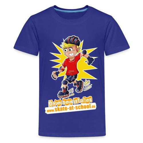 Dabei sein ist alles - Junge - Teenager Premium T-Shirt