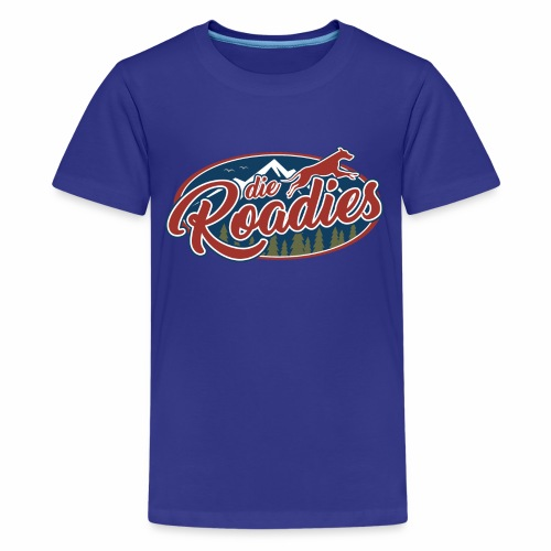 Die Roadies - Teenager Premium T-Shirt