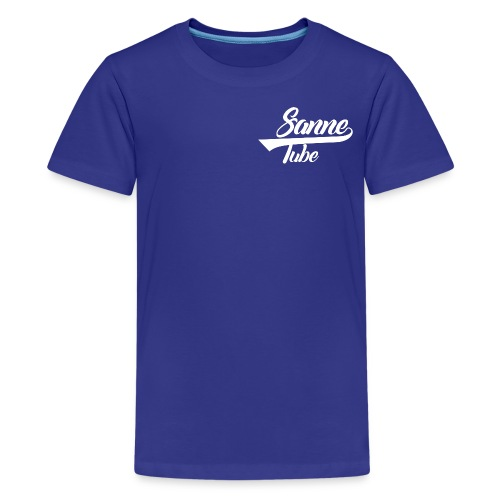 Merchandise wit - Teenager Premium T-shirt