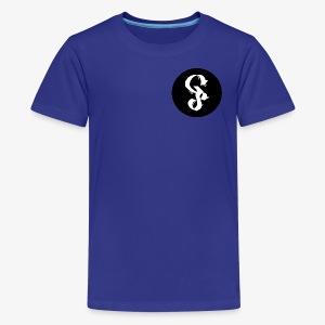 Gang shop black and white - Camiseta premium adolescente