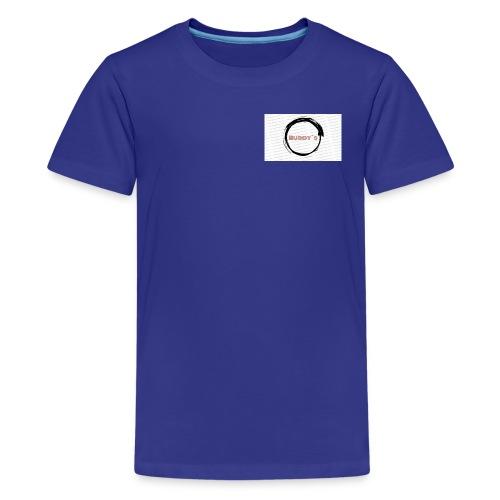 buddy - Teenager Premium T-Shirt
