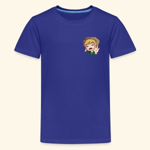 LinkStar - Teenage Premium T-Shirt