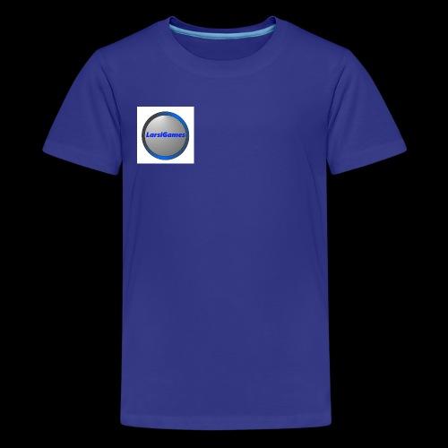 LarsiGames - Teenager Premium T-shirt