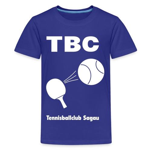 TBC Sagau - Teenager Premium T-Shirt