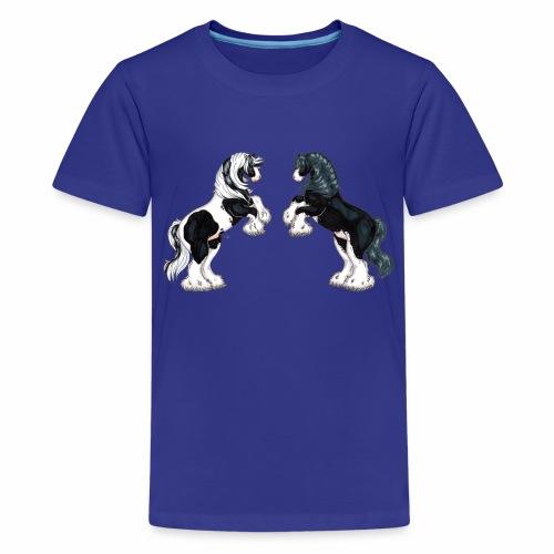 Steigende Tinker - Teenager Premium T-Shirt