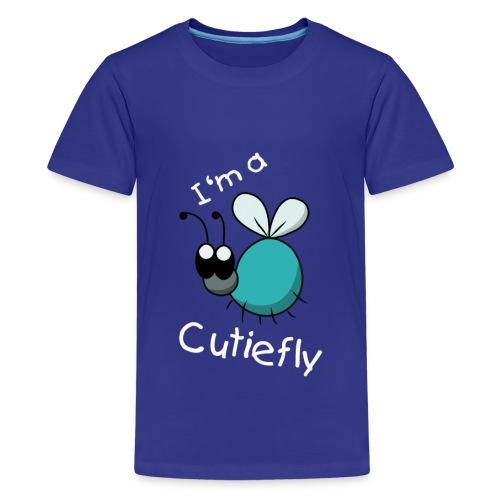 Phantasya's I'm a Cutiefly - Teenager Premium T-Shirt