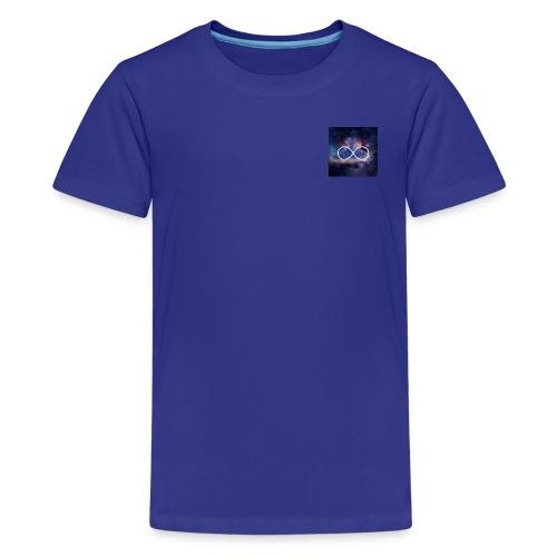 Galaxy infinity - Teenage Premium T-Shirt